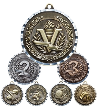 """Picture of Medal - Set - MDC Serie400 2.75"""""""