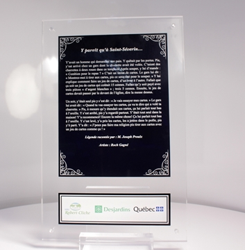 Picture of Wall Plaque - CLD