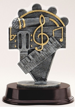 Picture of Trophy - Others - RF3431 - Music