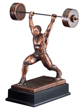 Picture of Trophy - Sport - Others - Weighlifting