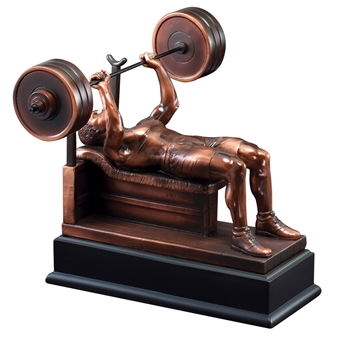 Picture of Trophy - Sport - Others - Bench press