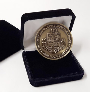 Picture of Medal - Custom-made metal - Montreal University