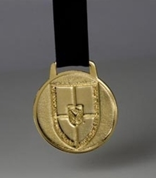 Picture of Medal - Custom-made metal - Different color