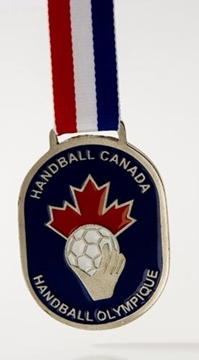 Picture of Medal - Custom-made metal- Handball