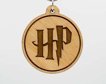 Picture of Medal - Wood - HP