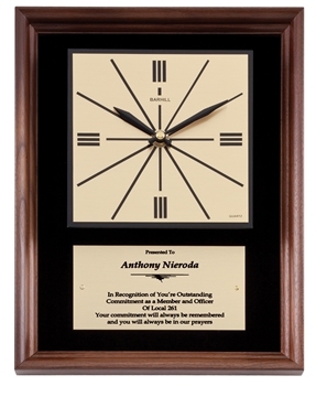 Picture of Corporative - Clock - P916