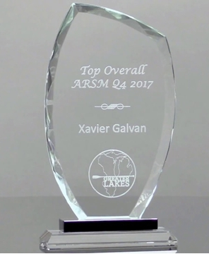 Picture of Trophy - Crystal - GL185