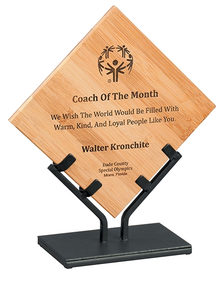 Picture of Trophy - Wood - Lancaster