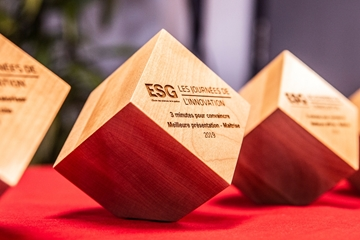 Picture of Trophy - Wood - ESG